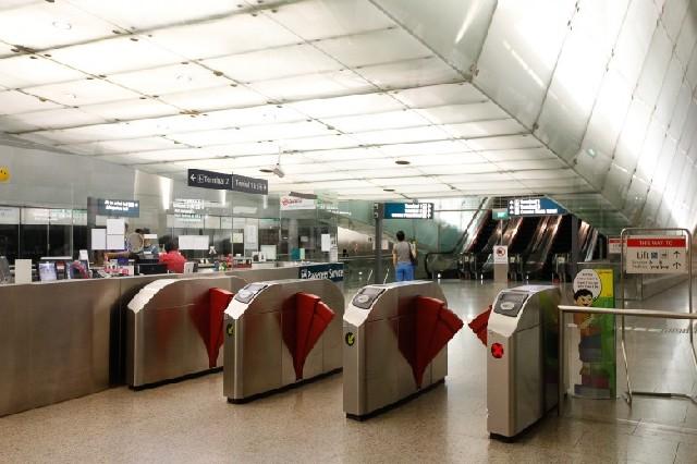 MRT 타고 떠나는 싱가포르 자유여행 총정리!