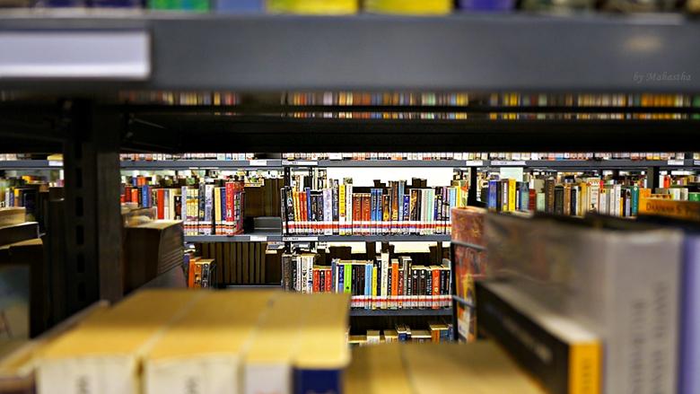 싱가포르의 책 읽는 풍경, 도서관으로 가보자!
