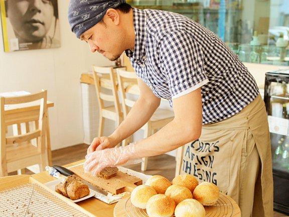 양평의 오가닉 빵집, 긴즈버그