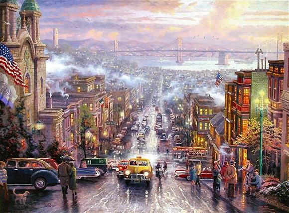 낭만의 도시, San Francisco 3편