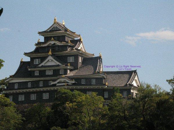 일본 오카야마 여행기 4편 - 기비츠 신사, 고라쿠엔, 오카야마 성