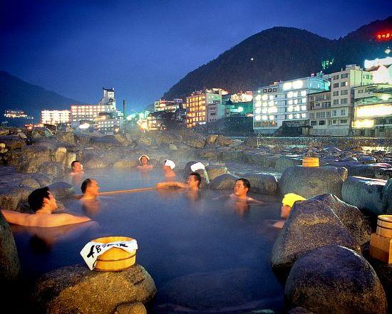 일본 3대 명천, 나고야 게로 온천마을!