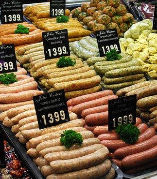 호주 멜번의 시장 풍경은? – 프라한 마켓