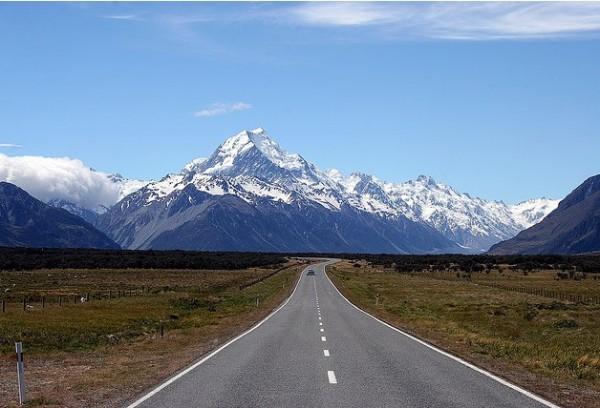 뉴질랜드, 자동차 여행 시 주의점!