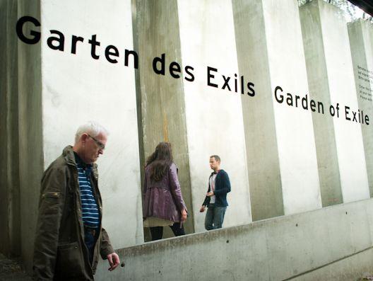독일, 베를린의 유대인 박물관에서