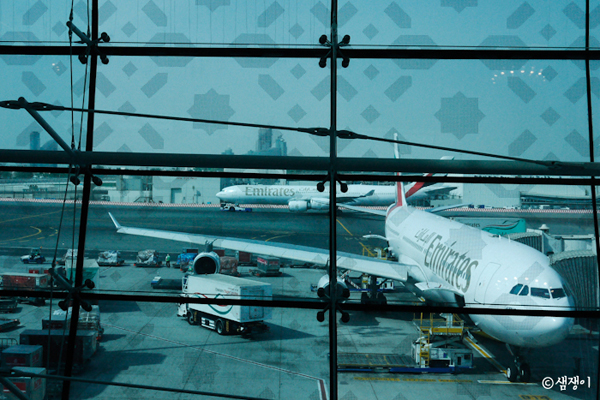 아랍에미레이트 항공과의 기분 좋은 첫만남