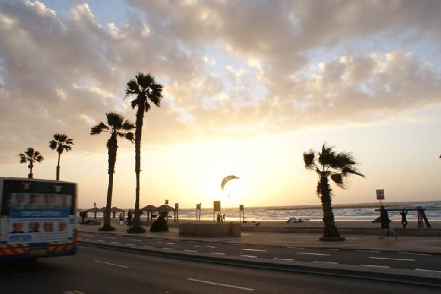 이스라엘의 반전매력! 지중해 도시 텔아비브