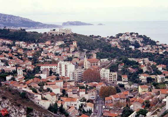 프랑스의 낭만 항구도시, 마르세이유!