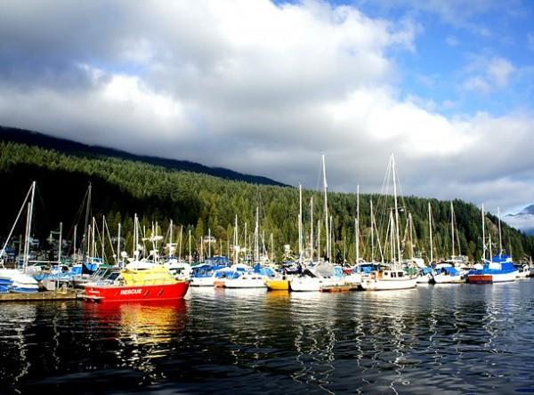 캐나다 밴쿠버의 숨은 보석, 디프코브 공원!