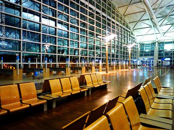 체험 르포 – 인천공항에서 노숙해볼까?