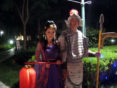 잊을 수 없는 중국에서의 추석!