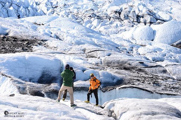 세계 최대의 육지빙하, 마타누스카!