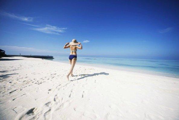 쉿, 나만 알고싶은 몰디브 울후벨리 섬!