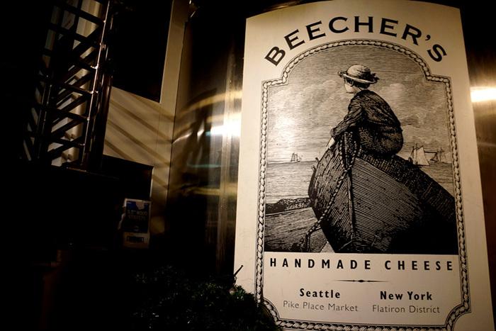 뉴욕 수제치즈 비쳐스 치즈(Beecher's Cheese)