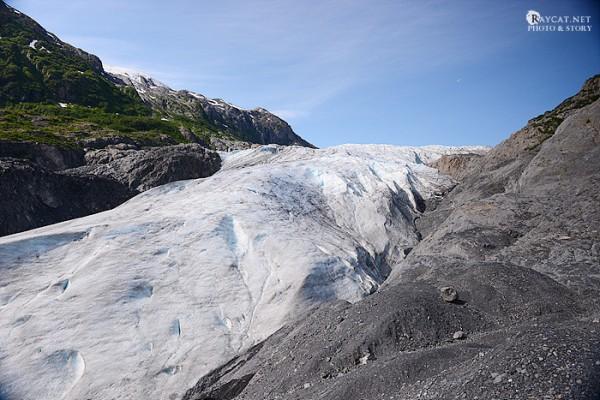 알래스카 엑시트 빙하!