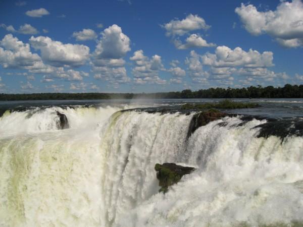 낙원, 아르헨티나 이과수 폭포를 찾다