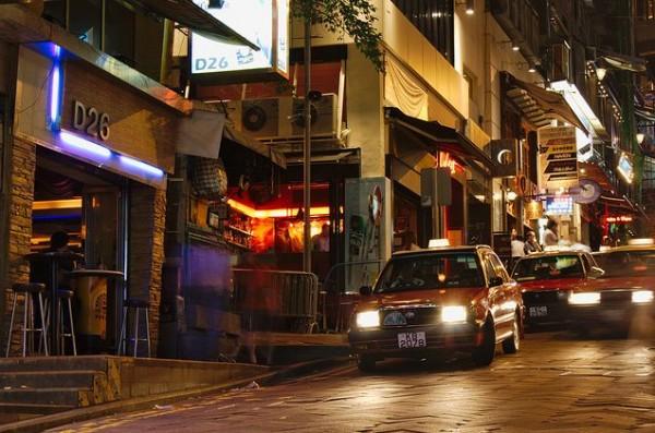 낭만적인 도시, 홍콩을 거닐다!