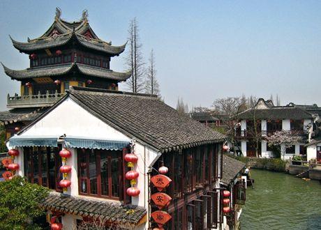 중국의 베니스, 상하이 주가각 투어!