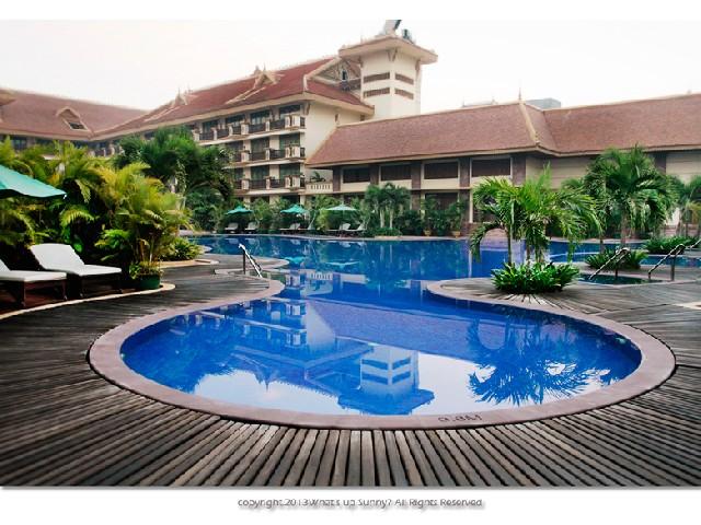 캄보디아 씨엠립, 호텔의 모든 것!