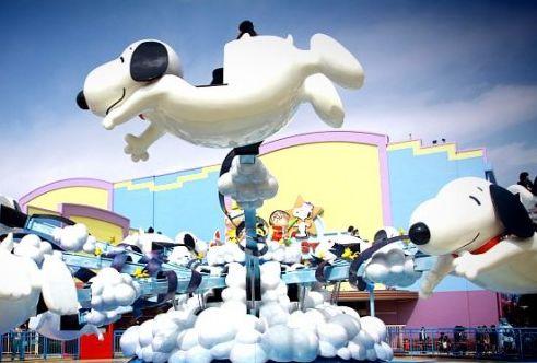 오사카 USJ의 야심작, 원더랜드 오픈!