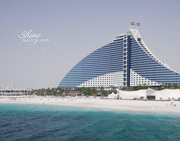 세계 최고의 호텔, 버즈 알 아랍 둘러보기