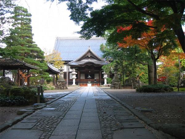 일본 단풍여행 #1 토호쿠 린노지(輪王寺)의 가을향기