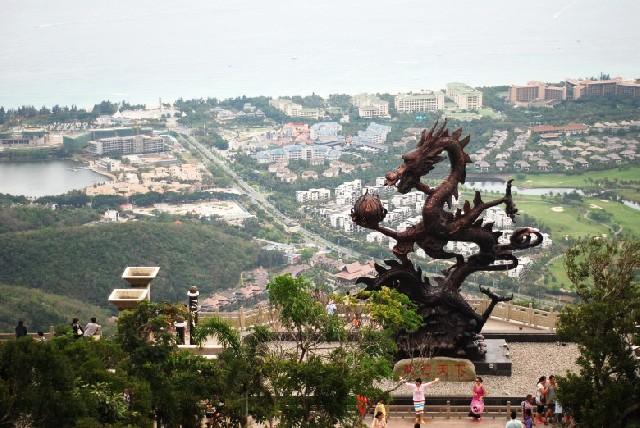 하이난의 아름다움을 간직한 아룡만삼림공원!