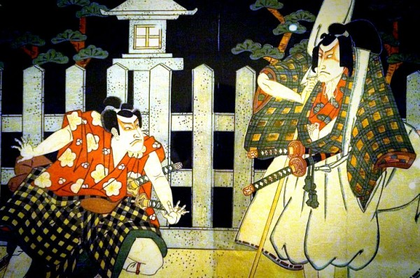 오사카의 브로드웨이 도톤보리에서 가부키를!
