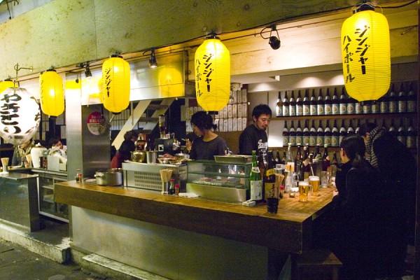 도쿄 어느 이자카야의 추억, 텟짱