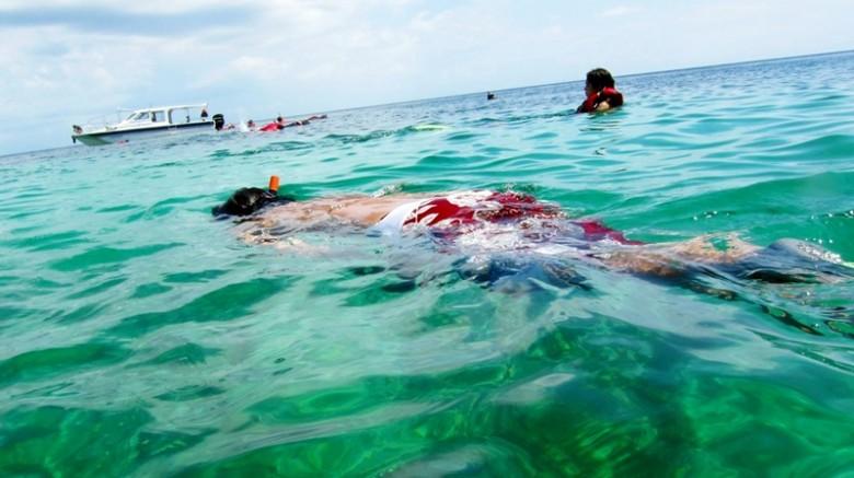 푸른 산호초, 만따나니 섬에서의 영화같은 하루