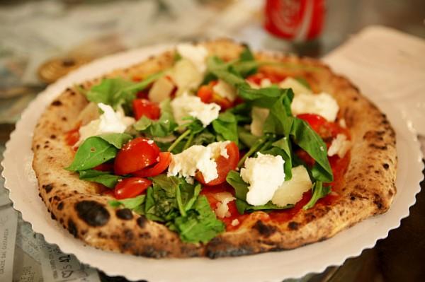 피렌체 맛집? 본토 피자를 만나다!