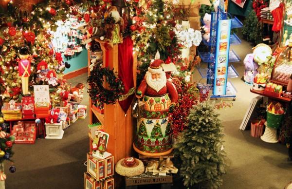 캐나다 밴프는 1년 내내 크리스마스?