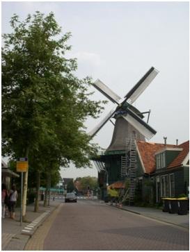 풍차마을 Zaanse Schans