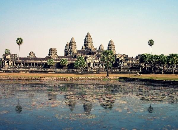 앙코르 왕국, 캄보디아 프놈펜으로 출발~