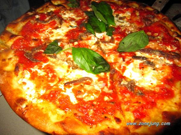 미셸오바마도 반한 뉴욕 최고의 피자집은?