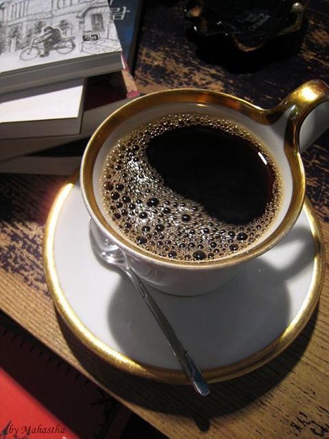 홍대 곰이 내리는 통돌이 핸드드립 커피