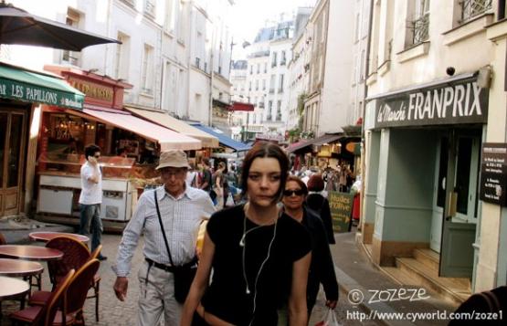 Le Parisien…
