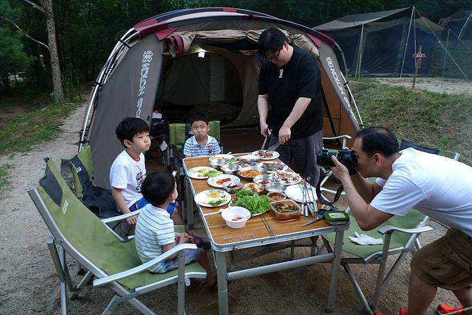 아빠! 어디가? 여름휴가, 가족캠핑으로 즐기기
