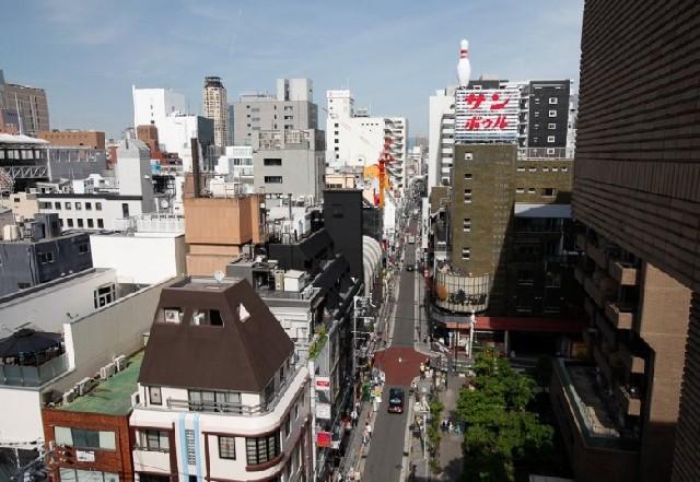 투숙객의 야식까지 책임진다! 오사카 추천호텔