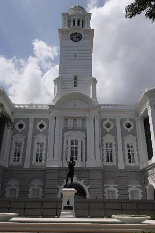 싱가포르 대표 공연장, 빅토리아 극장