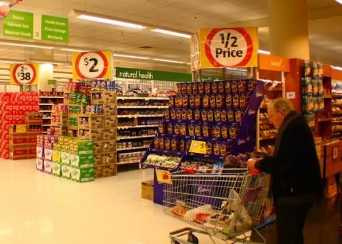실속파 여행자들의 친구, 호주 수퍼마켓 열전