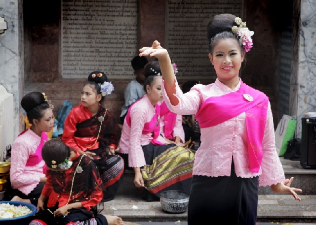 북방의 장미 치앙마이, 그리고 골든 트라이앵글