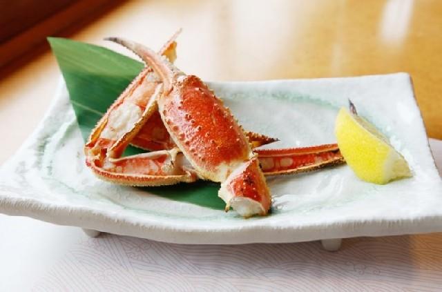 화려한 게 요리의 향연, 오사카 가니도라쿠