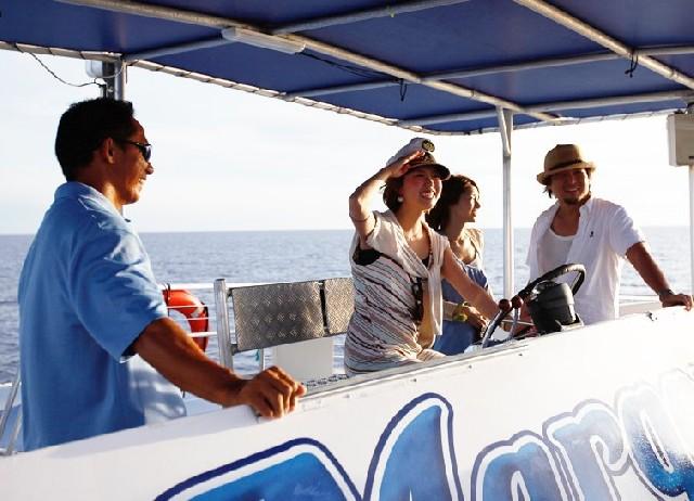 괌의 선셋크루즈, 모두가 행복한 그 순간 속으로!