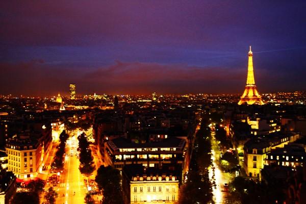 [2039 타비오] 화려하게 빛나던 파리의 밤!