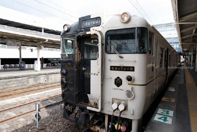 전설을 담은 JR 특급열차, 이부스키노 타마테바코
