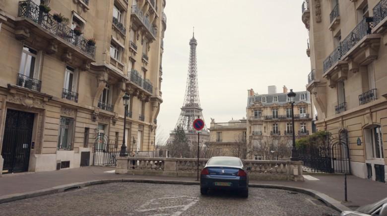 파리, 영화 속 장면 찾아가기
