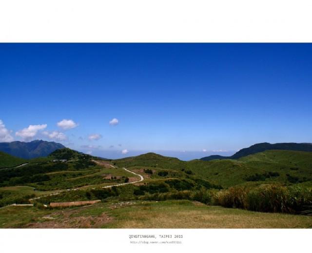 타이페이에서 만나는 풍경, 양밍샨 칭티엔강