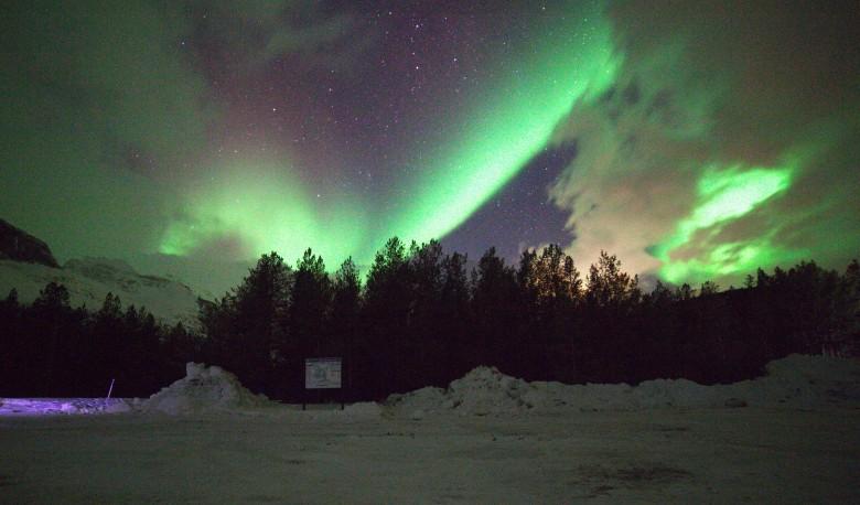 북극 오로라 여행, 노르웨이 트롬쇠