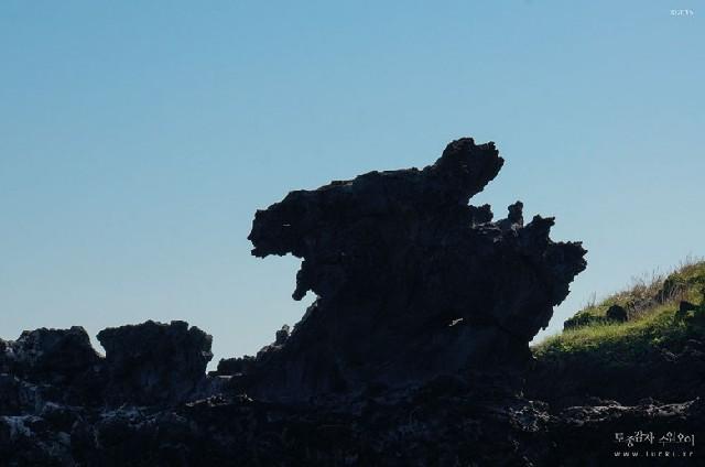 오색찬란한 봄날의 제주, 용두암 가는 길